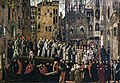 Accademia - Miracle of the Relic of the Holy Cross in Campo San Lio by Giovanni Mansueti.jpg