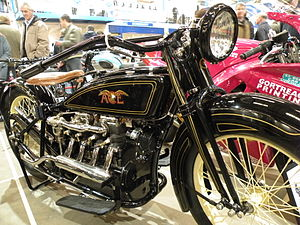 Ace Motor Corporation - 1922 Ace motorcycle