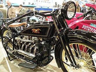 Ace Motor Corporation - 1922 Ace motorcycle