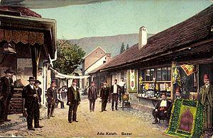 Ada Kaleh - Ada Kaleh in 1912.