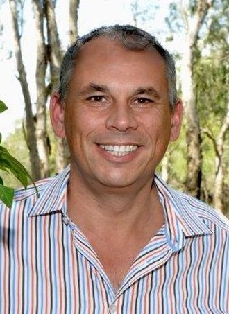 Northern Territory general election, 2016 - Image: Adam Giles Portrait 2015