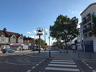 Addiscombe Human settlement in England