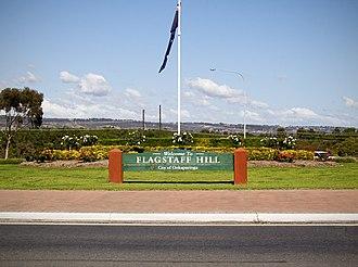Flagstaff Hill, South Australia - Flagstaff Hill Roundabout