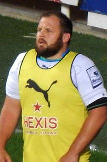 Jacobie Adriaanse South African rugby union player