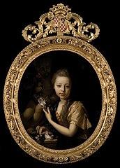 Portret van Maria van der Werff (1692-1731)