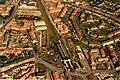 Aerial view of Beverley Railway Station - geograph.org.uk - 324102.jpg