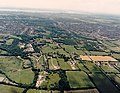 Aerial view of Thundersley Plotlands form the north - geograph.org.uk - 1558341.jpg