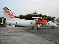 AeroContractors De Havilland Canada DHC-8-102 Dash 8 Makinde.jpg