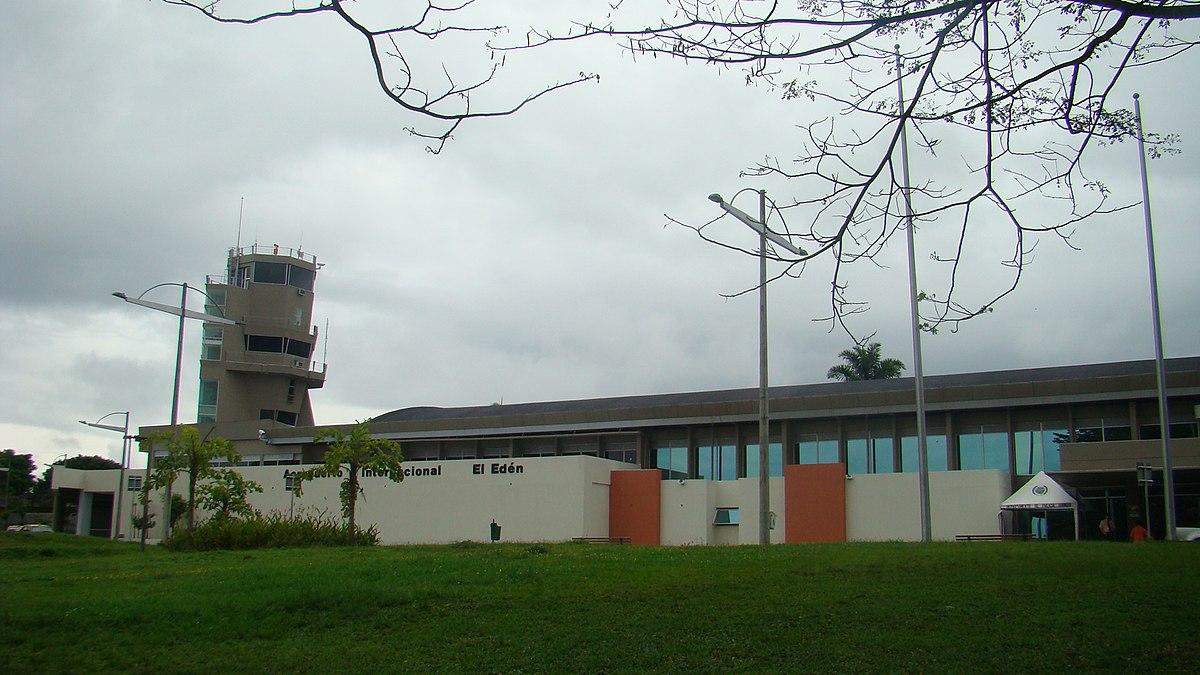 Aeropuerto internacional el ed n wikipedia la for Cajeros en el aeropuerto