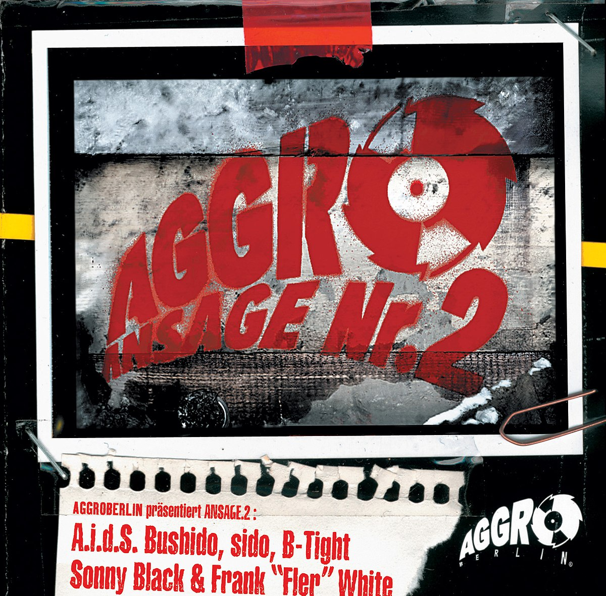 Video's van Aggro berlin aggro ansage nr. 2