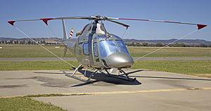 AgustaWestland AW119 Koala - AW119 Koala Ke at Wagga Wagga Airport, 2012