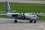 Air Bright Antonov An-26B LZ-ABR «The Expendables 3» movie livery (26497724010).jpg