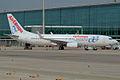 Air Europa, EC-LUT, Boeing 737-85P (16430871606).jpg
