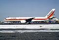 Air Europe Boeing 757-236; G-BKRM, February 1984 CMB (5127312580).jpg