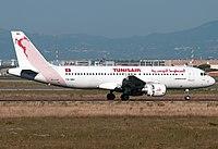 TS-IMU - A320 - Tunisair
