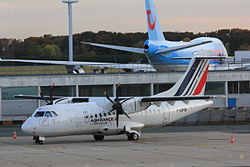 ATR 42-500 der Airlinair