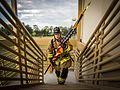 Airmen participate in 24-hour 9-11 stair climb (29639160641).jpg