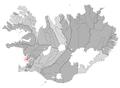 Akraneskaupstadur map.png