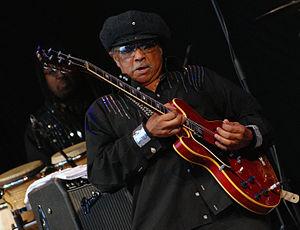 Al McKay - Al McKay live at Hamar Music Festival 2011