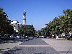 Alameda - Santiago de Chile