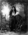 Albanian Muslim girl, 1884.jpg