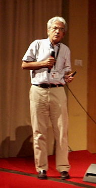 Albert Fert at EP2DS 2007 in Genua PICT5745.jpg
