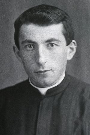 Pope John Paul I - Luciani as a young priest, 1936