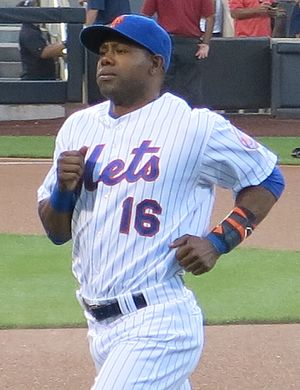 Alejandro De Aza - De Aza with the New York Mets in 2016