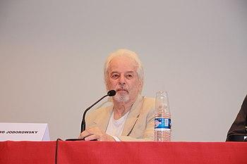 Alejandro Jodorowsky 20080706 Japan Expo 02