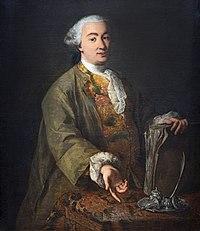 Alessandro Longhi - Ritratto di Carlo Goldoni (c 1757) Ca Goldoni Venezia.jpg