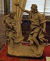 Alessandro algardi, bozzetti della collezione chigi, battesimo di cristo, 1644-45.JPG