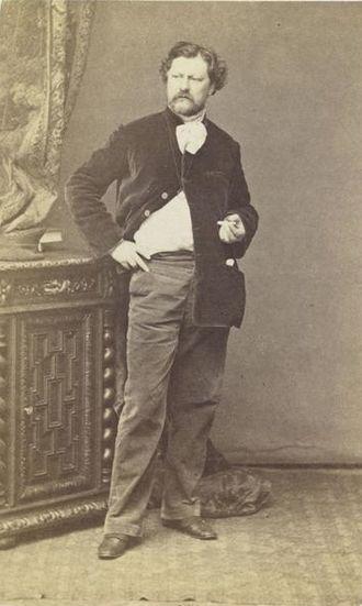 Robert Jefferson Bingham - Image: Alexandre Bida cdv