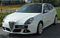 Alfa Romeo Giulietta front 20100704.jpg