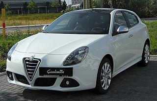 Alfa Romeo Giulietta (940) Motor vehicle