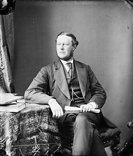 Alfred William Savary Canadian politician