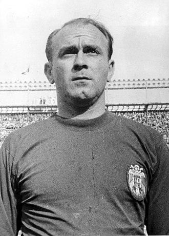 Pichichi Trophy - Image: Alfredo Di Stéfano 1962