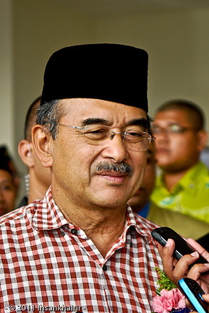 Mohd Ali Rustam - Image: Ali Rustam