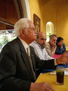 Alí Chumacero Mexican poet