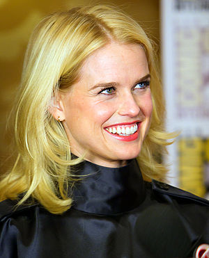 Alice Eve - Eve in 2012