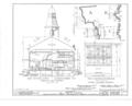 All Saint's Church, 286-290 Henry Street, New York, New York County, NY HABS NY,31-NEYO,14- (sheet 8 of 10).png