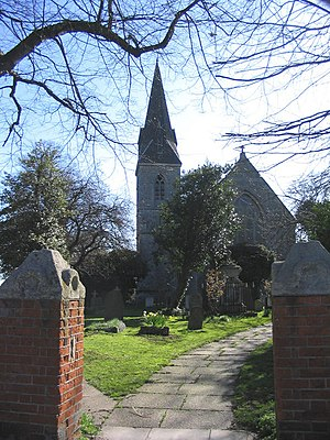 Cranham - Image: All Saints Church, Cranham geograph.org.uk 147590