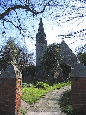Cranham - Image: All Saints Church, Cranham geograph.org.uk 147590