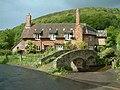 Allerford, The Pack Horse Bridge - geograph.org.uk - 211754.jpg