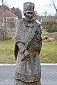 Alsószölnök, Nepomuki Szent János-szobor 2021 05.jpg