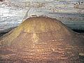 Altar Cave - The Altar (travertine flowstone) (San Salvador Island, Bahamas) 1 (16392097355).jpg
