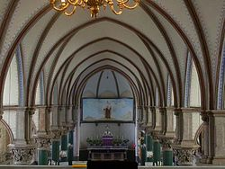 Altar of westen beijing church.jpg