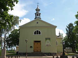 Alytus Angelu Sargu church.jpg
