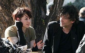 Neil Gaiman - Neil Gaiman and Amanda Palmer (Vienna 2011)