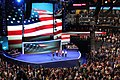 Amber Riley performs The Star Spangled Banner at 2012 DNC (7935617154).jpg
