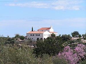 Montsià - Image: Amposta Ermita de la Mare de Déu del Montsià
